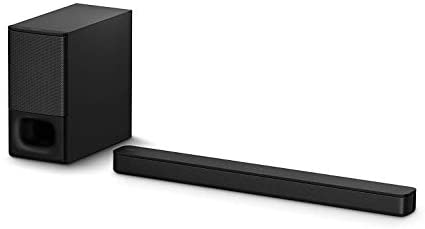 Sony HT-S350 Soundbar with Wireless Subwoofer: S350 2.1ch Sound Bar and Powerful Subwoofer