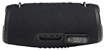 JBL Xtreme 3 Waterproof Bluetooth Speaker Bundle with gSport Carbon Fiber Case