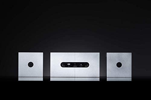 200-Watt 4 Speaker Bluetooth Wi-fi Speaker