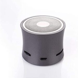 Bluetooth Speaker MP3 Player Portable Speaker Metallic USB Input MP3 Player Stereo Multimedia Speaker (Color : B)-A