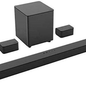 "Vizio V51-H6 36"" 5.1 Channel Home Theater Soundbar System (Renewed)"