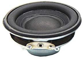 1PC 50MM 4 Ohm 5W Bass Multimedia Speaker Small Speaker
