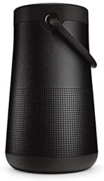 Bose SoundLink Revolve+ (Series II) Portable Bluetooth Speaker - Wireless Water-Resistant Speaker with Long-Lasting Battery and Handle, Black