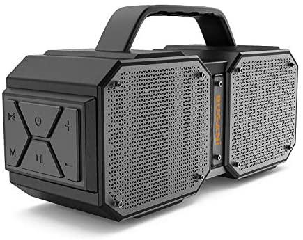 BUGANI Bluetooth Speaker, M83Portable Bluetooth Speakers,Bluetooth 5.0,Waterproof, Wireless Speakers,40W Super Power