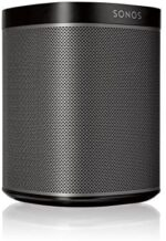 Sonos Play:1 - Compact Wireless Smart Speaker - Black (Discontinued by manufacturer