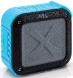 Bluetooth Shower Speaker, AYL Certified Waterproof Bluetooth Speaker with 10H Playtime, Wireless Loud HD Sound